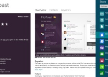 A new Twitter app, a new game, and an update to existing blogging app have popped up in the Windows 8 Store.
