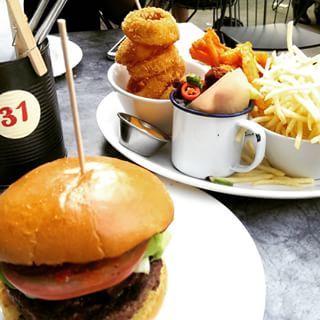 #GBK Gourmet Burger Kitchen London