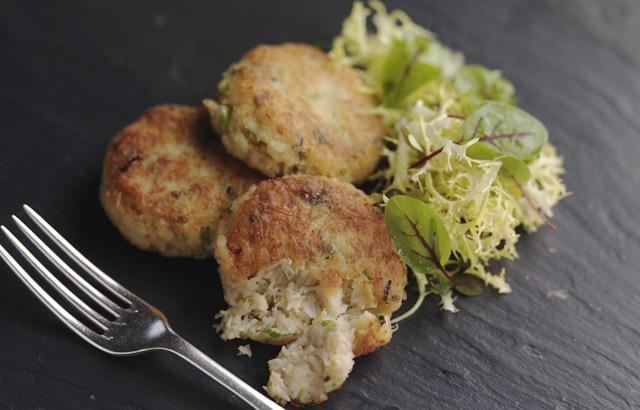 This crab cakes recipe is from Edinburgh based chef Martin Wishart. If you have one crab cake recipe in your repertoire this is it.