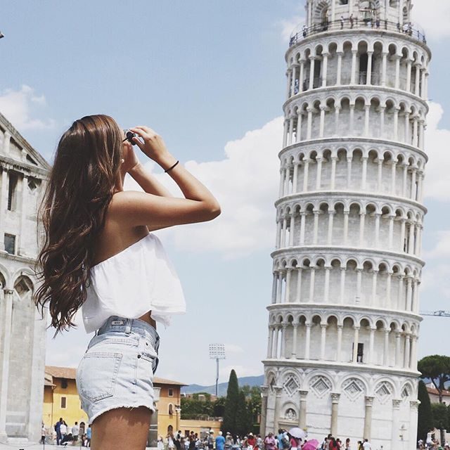 by sharam<3 on pinterest  ✈✈✈ Here is your chance to win a Free International Roundtrip Ticket to Pisa, Italy from anywhere in the world **GIVEAWAY** ✈✈✈ https://thedecisionmoment.com/free-roundtrip-tickets-to-europe-italy-pisa/