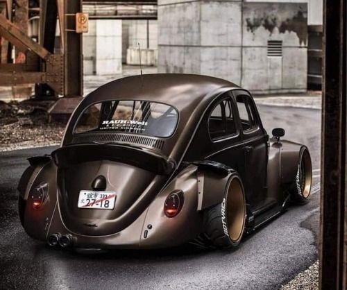 Rwb Beetle Omg It S Gorgeous Tuning K 228 Fer Tuning