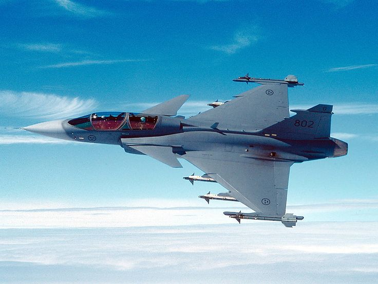JAS 39 Gripen | Saab JAS 39 Gripen Aircraft- World Car Edition