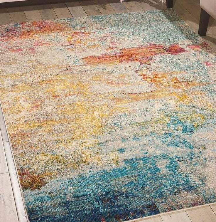 Celestial CES02 Sealife Rugs | Modern Rugs