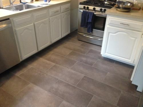 10 best images about coastal floor tile on pinterest for 12x24 vinyl floor tile
