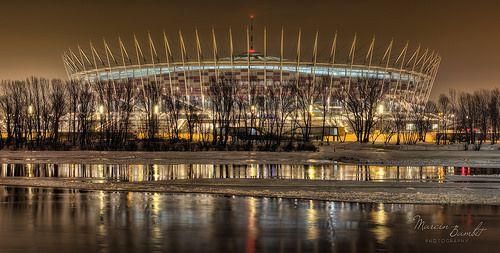 National Stadium - Warsaw, Poland