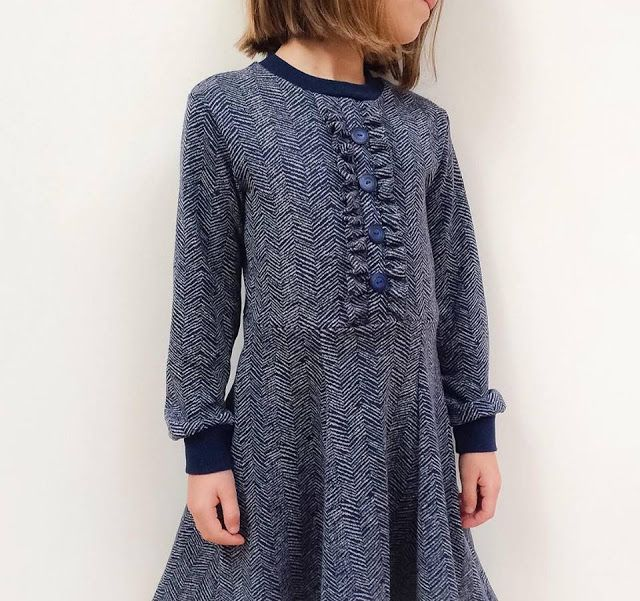 Tutorial Skola dress net iets anders! | Noortjeprullemie | Bloglovin'