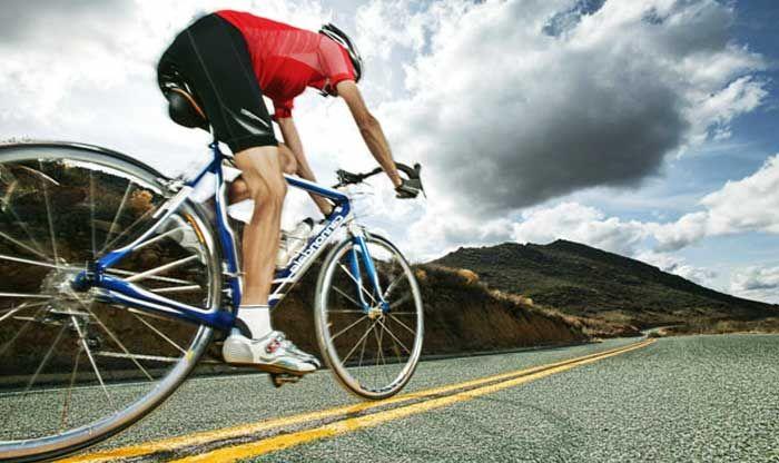 Езда на велосипеде поможет избавиться от болезней - 31 канал