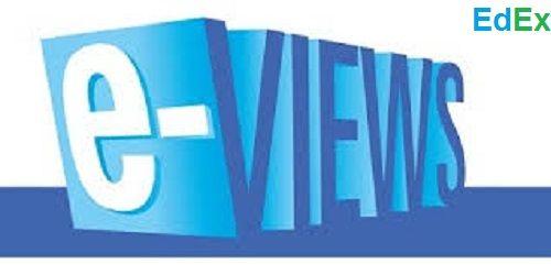 سامانه برون سپاری انجام پروژه | نرم افزار Eviews در اقتصاد سنجی