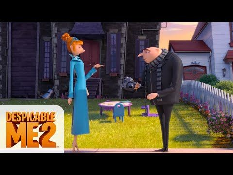 Despicable Me 2 - Trailer #2 - Illumination - YouTube