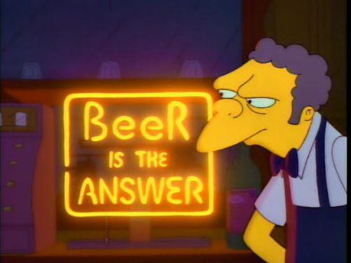 Eso digo yo, pero, no me creen, dicen que estoy borracha.