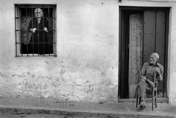 Cristina Garcia Rodero SPAIN. Campillo de Arenas. 1978. The afternoon