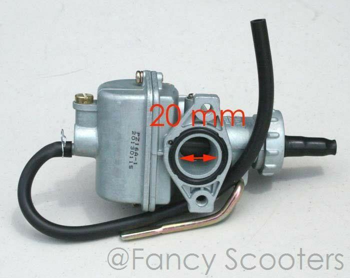 Sponsored Ebay Carburetor For Atv Pz20 Taotao Nst Sunl Kazuma Baja 50cc 125cc Carb 20mm Intake Atv Quads 90cc Atv Atv