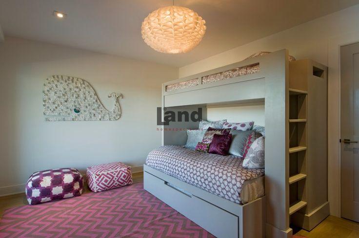 Pratik çözümler ve özel ayrıntılarla tasarlanan, Ranzalı Genç Odaları.  http://www.land.com.tr/genc-odasi-urunler/ranzali-genc-odalari