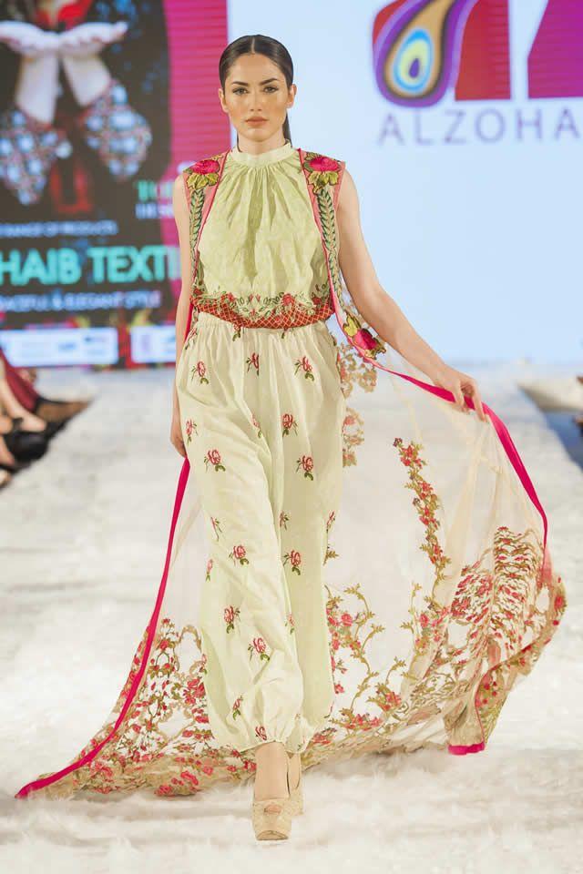 Women Dresses, Women's Fashion, Fashion, Pakistan Fashion, Pakistani Dresses, Current Events  Pakistani Fashion Events Al Zohaib Collection at Pakistan Fashion Week 9 London 2016