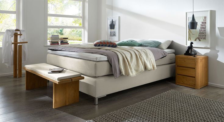 116 best images about boxspringbetten on pinterest. Black Bedroom Furniture Sets. Home Design Ideas