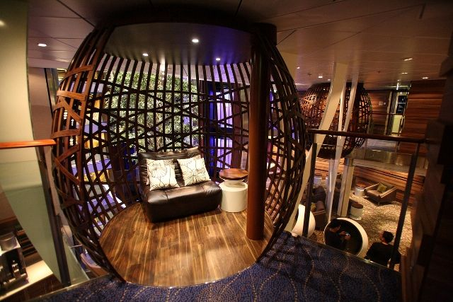 The Hideaway - Celebrity Reflection