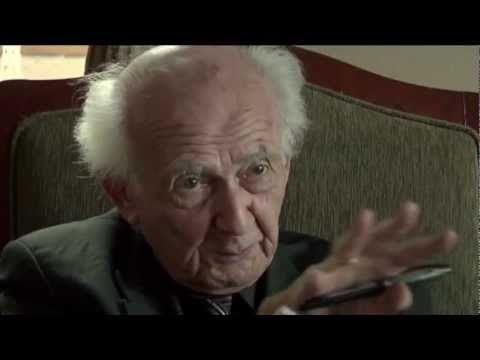 Zygmunt Baumann - The Ambiance of Uncertainty