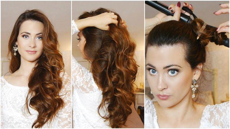 Hola Preciosas!!! Hoy os enseño una técnica para hacerte rizos u ondas en tu cabello super Rápido y Fácil!!! Rizarme el pelo me toma unos 30 minutos o más, p...