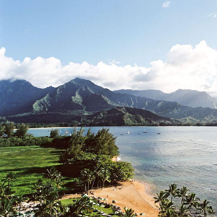 Kauai, Hawaii—practically paradise.