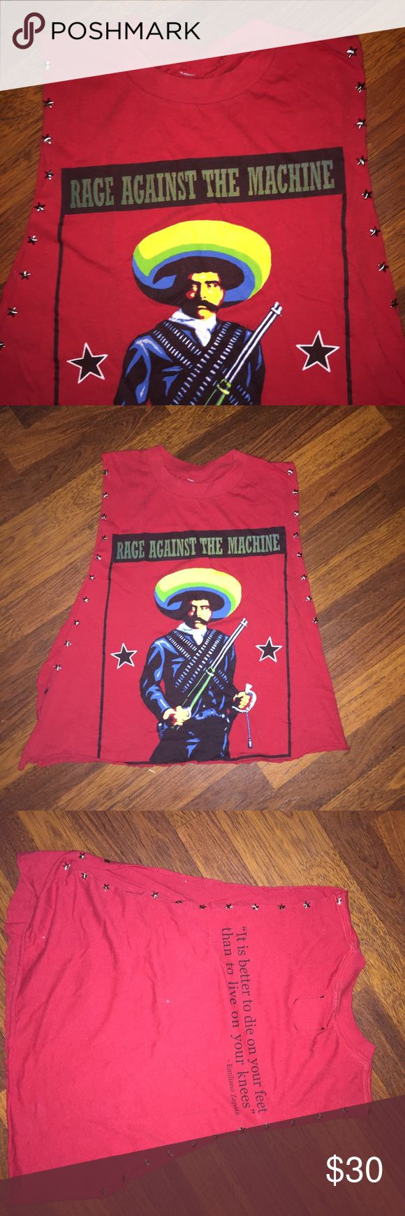 Furst of a kind LF muscle tank Rage against the machine LF muscle tank top . LF Tops