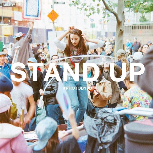 Stand up...