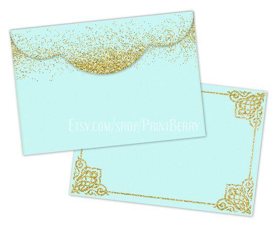 Gold Glitter Envelopes 4x6 Envelopes Printable Envelope Template Pastel Digital Download Gold Envelopes Gold Glitter Wedding Gold Wedding Glitter Envelopes Envelope Template Gold Glitter Printable