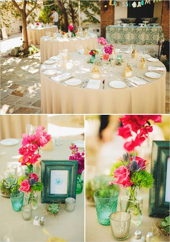 137 Best We Wedding Tables Centerpieces Images On Pinterest