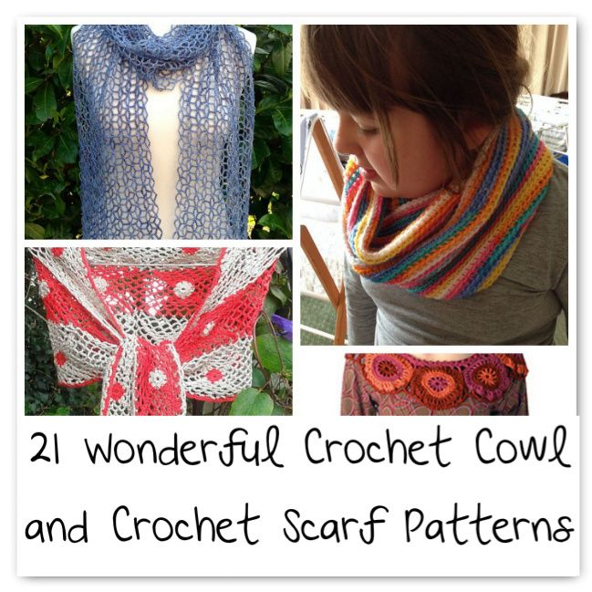 I've rounded up the links to all of my #crochet pattern roundups in one spot on Crochet Concupiscence.