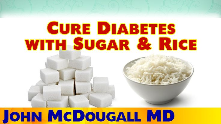 cure type 2 diabetes with sugar  u0026 white rice