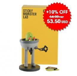 SML SERIES M04 #Sticky_Monster_Lab #moster #figure #design #product #designproduct #homedeco
