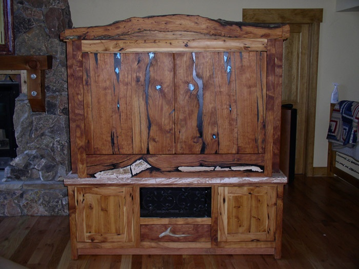 Entertainment Centers Western Furniture Rustic Furniture And Cowboy Furniture
