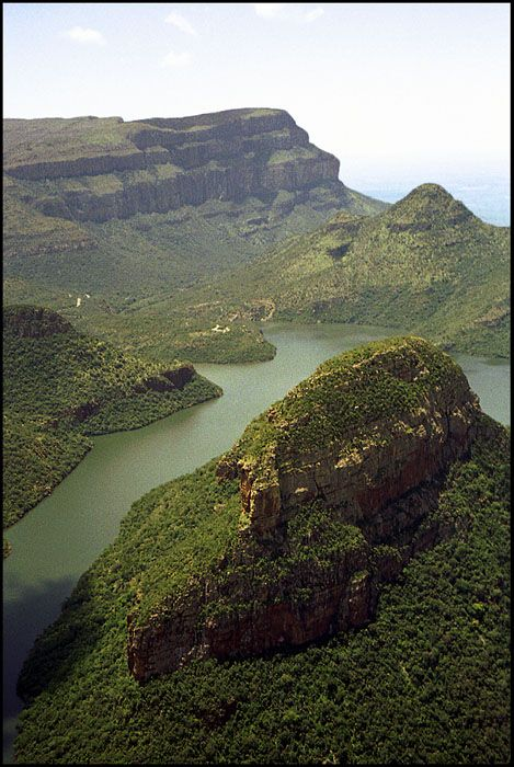 BLYDE RIVER CANYON - Hazyview, Mpumalanga