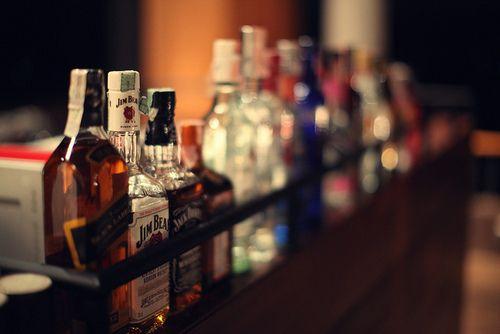 I stay whiskey neat.