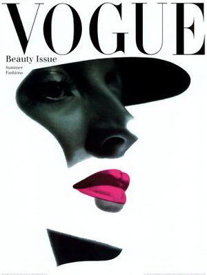 Vogue, 1945.