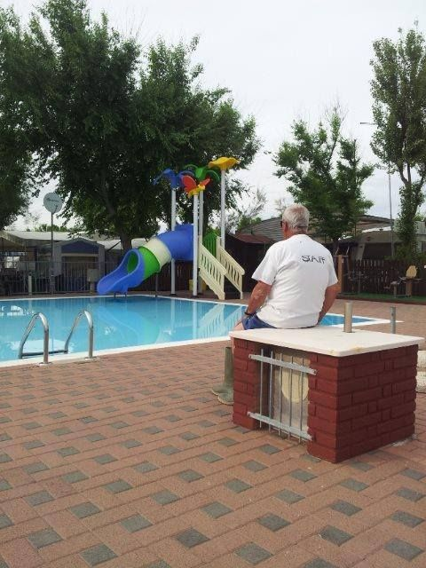 Playground Venezia per piscine