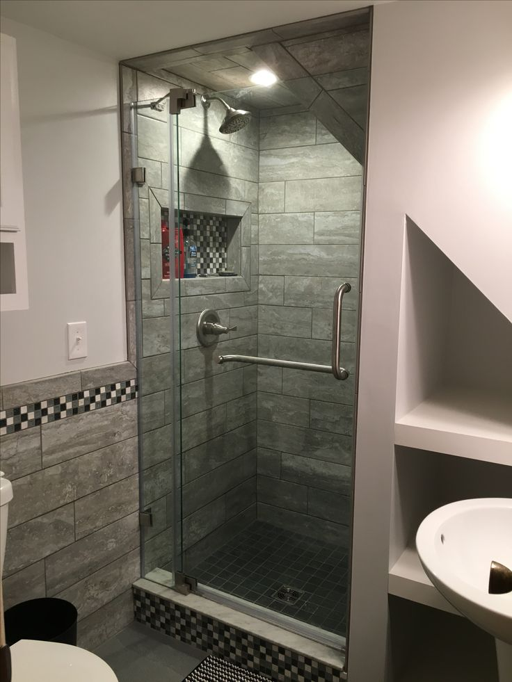 under the stairs shower - Bathroom Designs Under Stairs