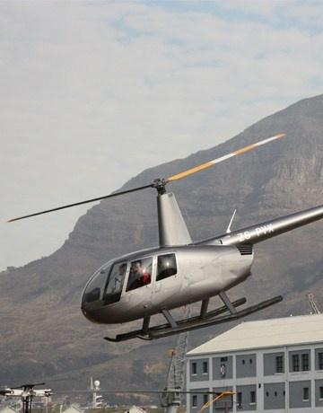 Civair Atlantico Helicopter Flight - CTN  From R 1900.95
