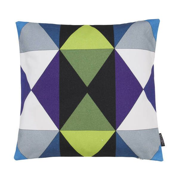 FABRYAN Vibrant Contemporary Aztec Throw Pillow. ($73) ❤ liked on Polyvore featuring home, home decor, throw pillows, contemporary home decor, contemporary throw pillows, aztec home decor, purple toss pillows and purple home accessories