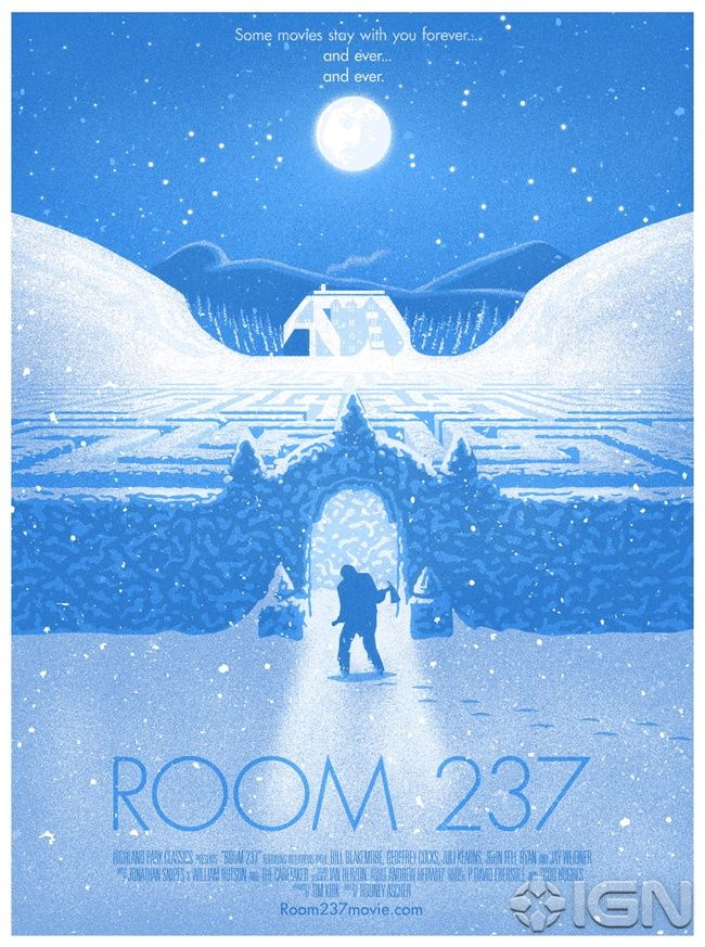 Room 237: Ales Lewis, Rooms 237, Room237Addjpg 650873, Stanley Kubrick, Graphics Design, Movies Poster, Documentaries, Mondo Poster, Film Poster