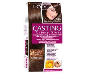 Casting Crème Gloss 415 Iced Chestnut / Midden kastanjebruin