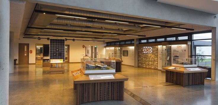 Sustainably warm: underground and in-slab heating solutions at Cox's Sustainable Buildings Research Centre, NSW | Architecture And Design