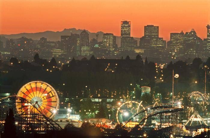 The Pacific National Exhibition is just a bus ride away from SFU's Vancouver and Burnaby campuses.