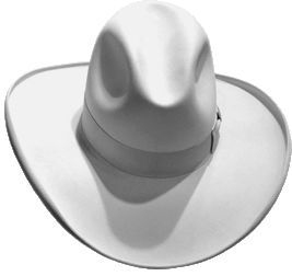 This to me is the classic cowboy hat. I believe the crease is a Montana  style.  1f57437e3d7