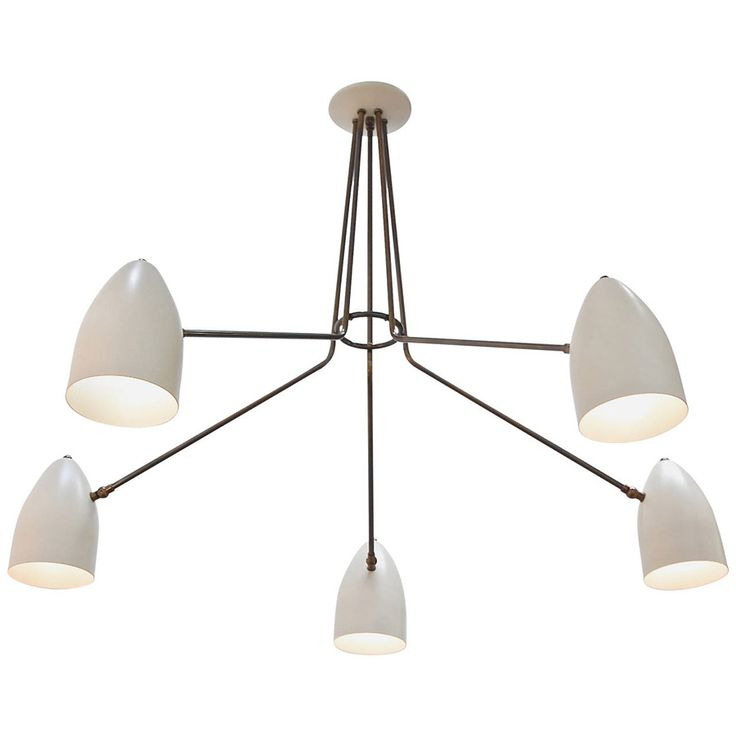 74 best vintage pendants chandeliers images on pinterest antique lufive arm flush mount chandelier vintage chandeliers aloadofball Images
