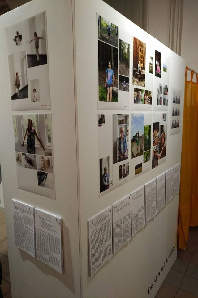 BM 15-Blog – Infos & Neuigkeiten aus dem Bezirksmuseum Rudolfsheim-Fünfhaus - Lily als Fotosubjekt - sogar mit Text