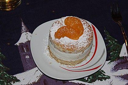 Käse-Sahne-Dessert