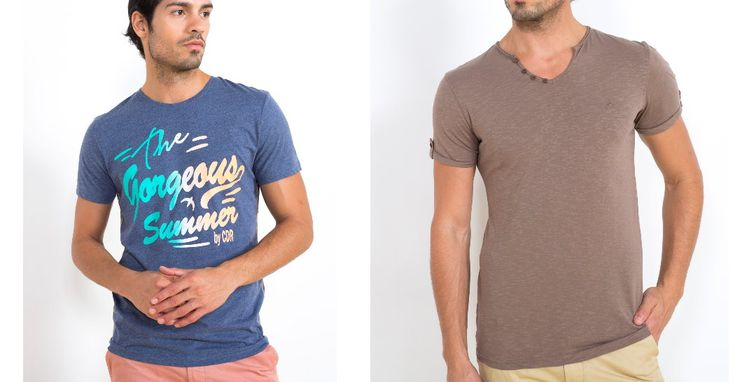 Erkek Tişört Modelleri ve Trendleri - Moda ve Yaşam