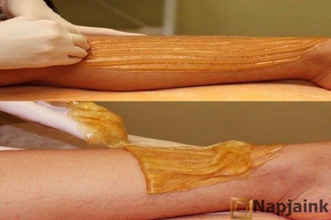 Bámulatos egyiptomi szőrtelenítési módszer | Napjaink