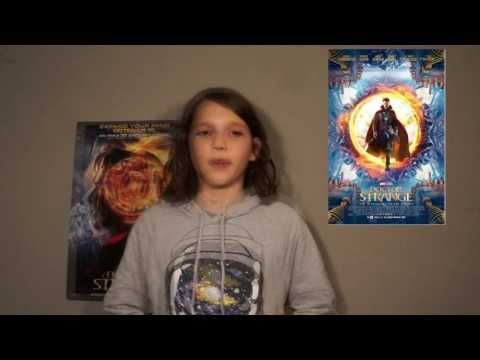 Film Review: Doctor Strange by KIDS FIRST! Film Critic Miles T. #KIDSFIRST! #Marvel #DoctorStrange