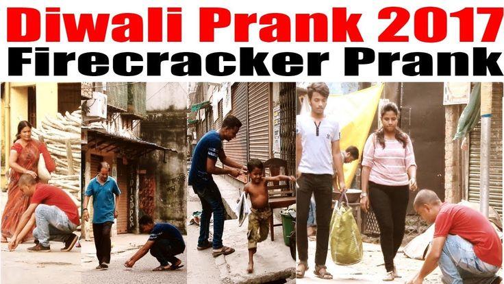 Diwali Prank 2017 | Firecracker Prank | Prank in India | The YouTubers